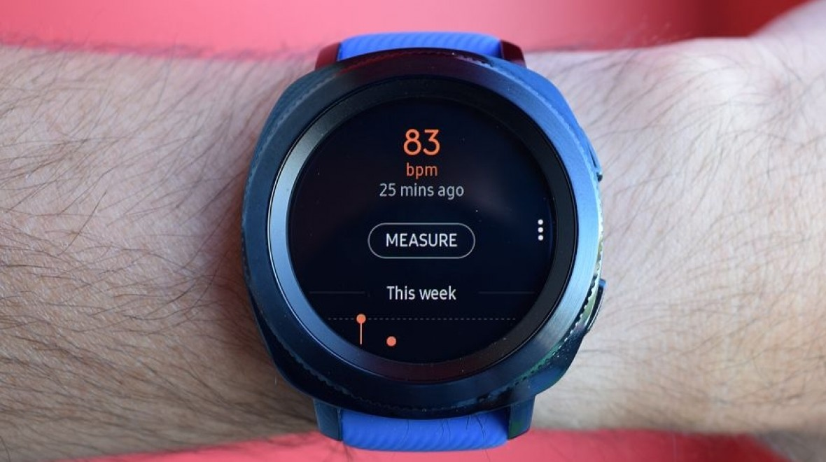 And finally Samsung\u0027s blood pressure-tracking smartwatch and more