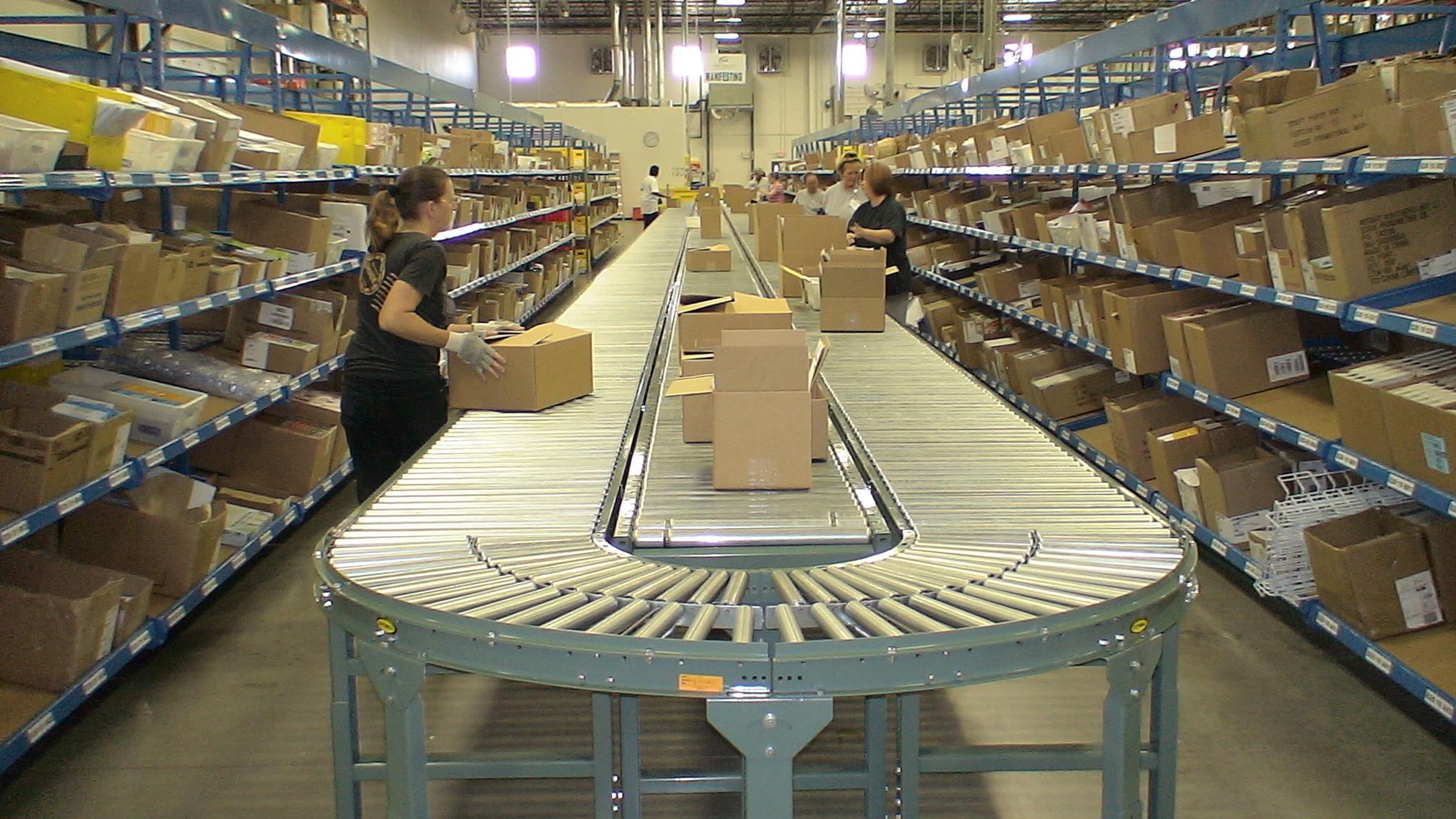 Case Handling Warehouse Design