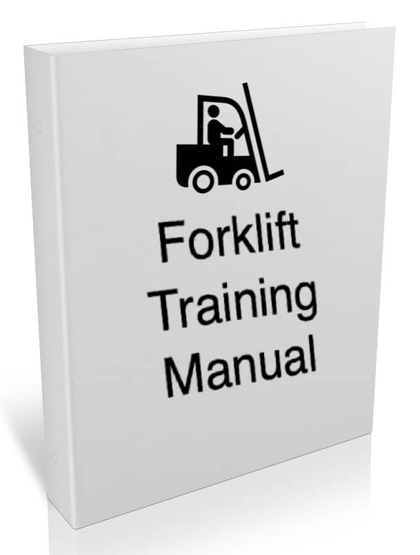 Forklift training manual resources - Free training guides you can