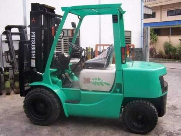 Mitsubishi forklift FDC25 series manuals Download PDFs instantly