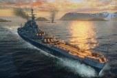 Test de World of Warships