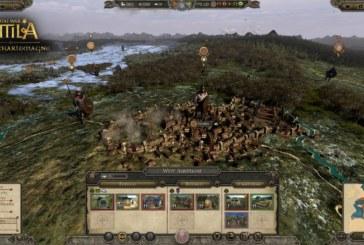 Total War Attila – Age of Charlemagne : cinématique