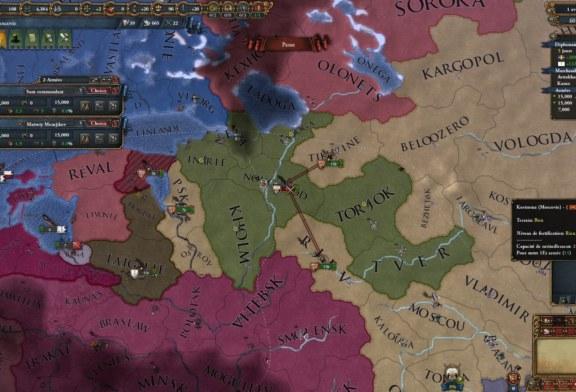 Europa Universalis IV – Mare Nostrum: l'essor de la Moscovie