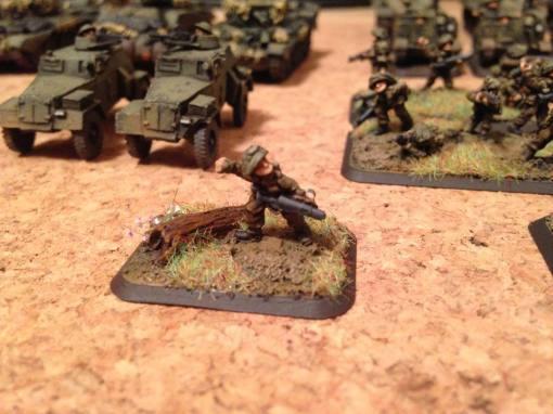 Late War British Flames of War