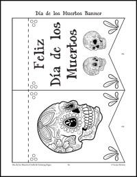 Dia De Los Muertos Coloring Sheets Coloring Pages