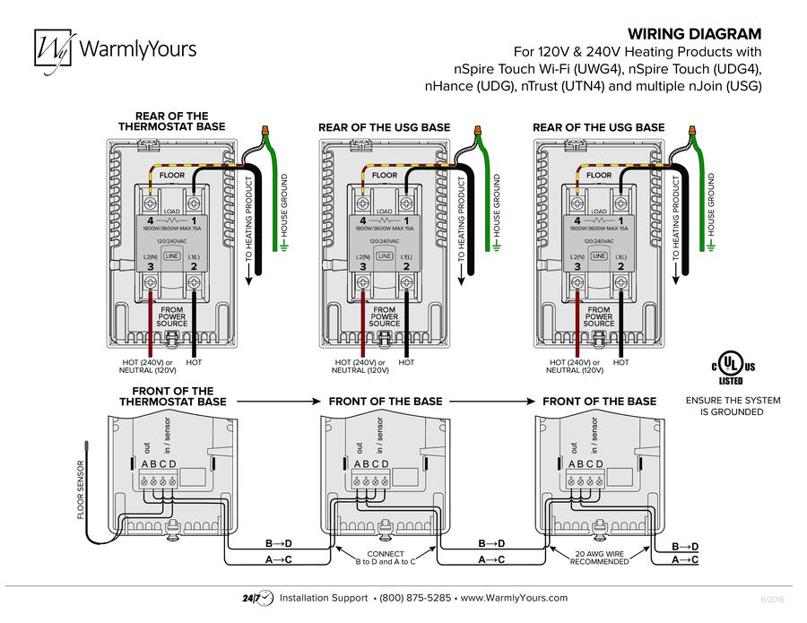 vanguard wireing diagram