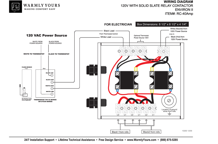 rc wiring diagram