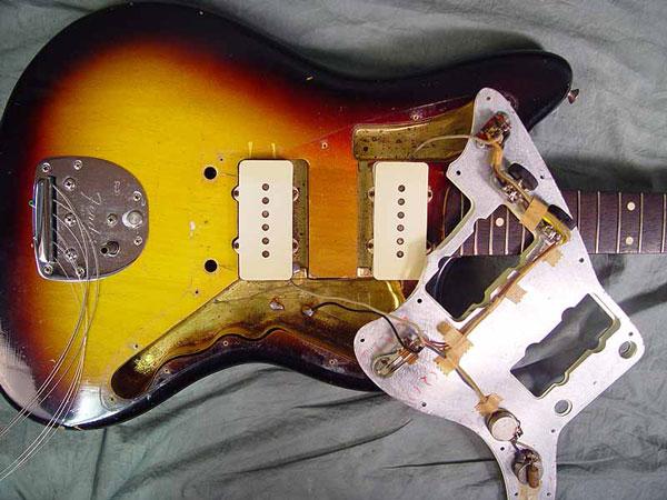 Vintage Fender Jaguar Wiring Wiring Diagram