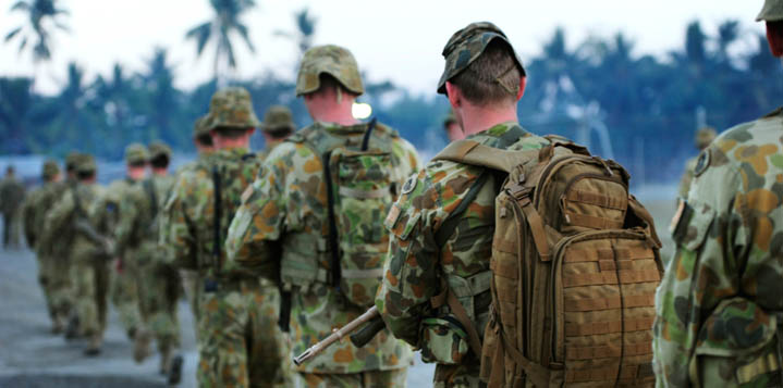 the importance of defense in australia The kokoda trial is so important to the defense of australia that the soldiers made the every effort to win  so has its strategic importance kokoda trail.