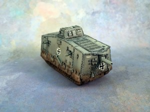 FoW-GW-GE - A7V - 61 Front