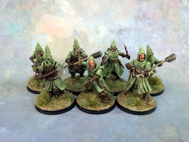 Frostgrave - Cultists 1