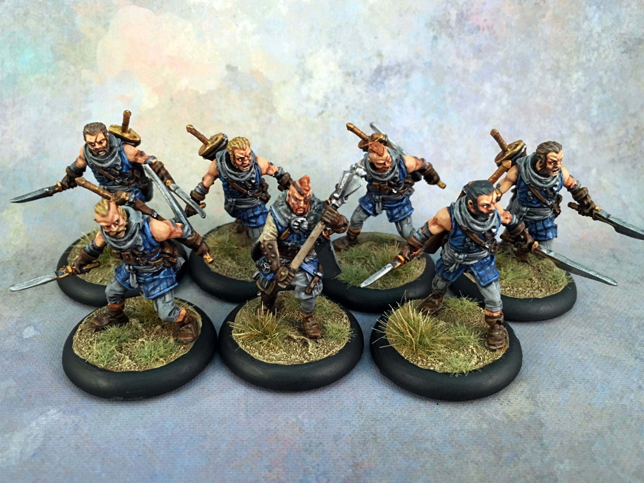 WoK - Ravenscar Mercenaries Group 1