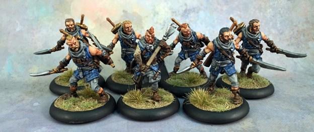 WoK - Ravenscar Mercenaries Group 2