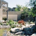 Marriot residential centre warrina landscaping melbourne for Courtyard landscaping melbourne