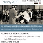 WFKKO 2011 Western Canadian continuous sparring championship