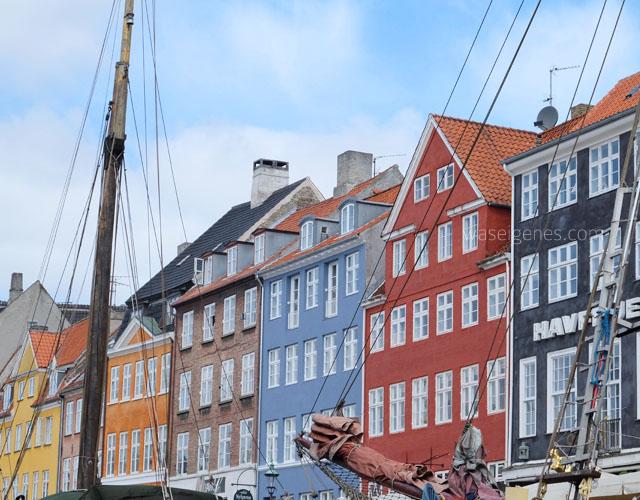 Ein Wochenende in Kopenhagen.