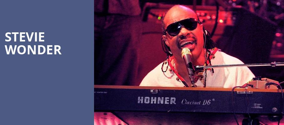 Stevie Wonder - The Theater at MGM National Harbor, Oxon Hill, MD
