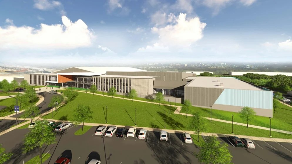 An Insane, Massive Sports Complex Is Coming to Northern Virginia
