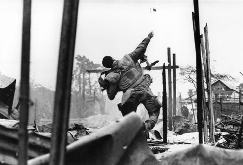 Don Mccullin Speaks About The 50th Anniversary Of His