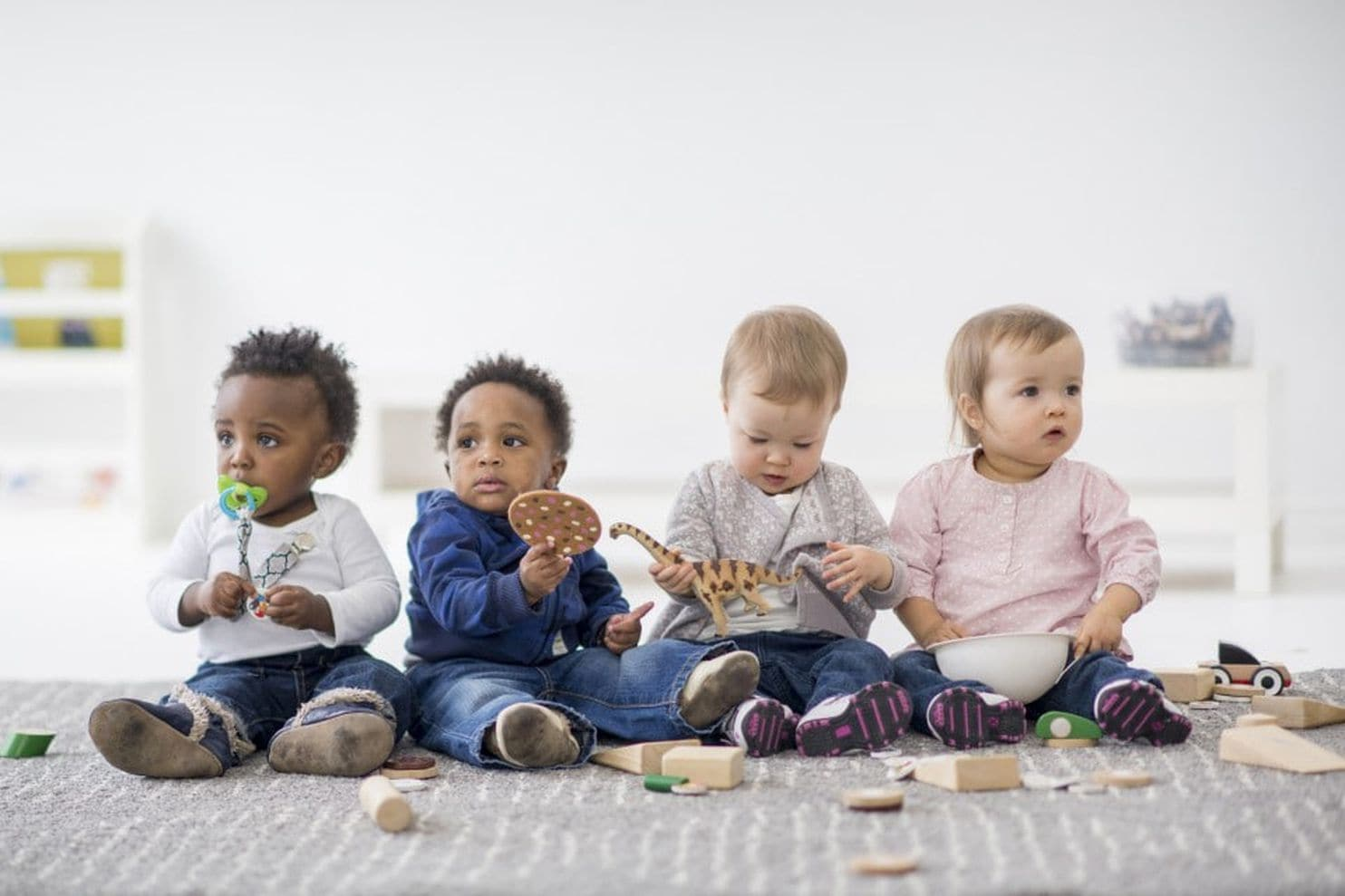 By Age 3 Inequality Is Clear Rich Kids Attend School