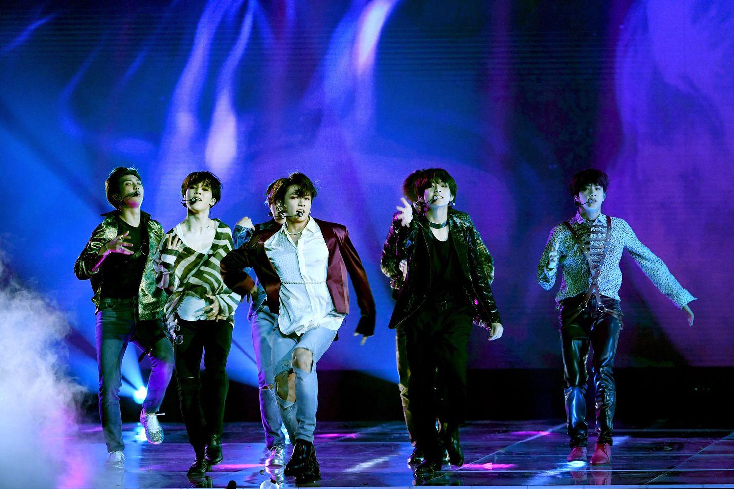 bts korean boy band