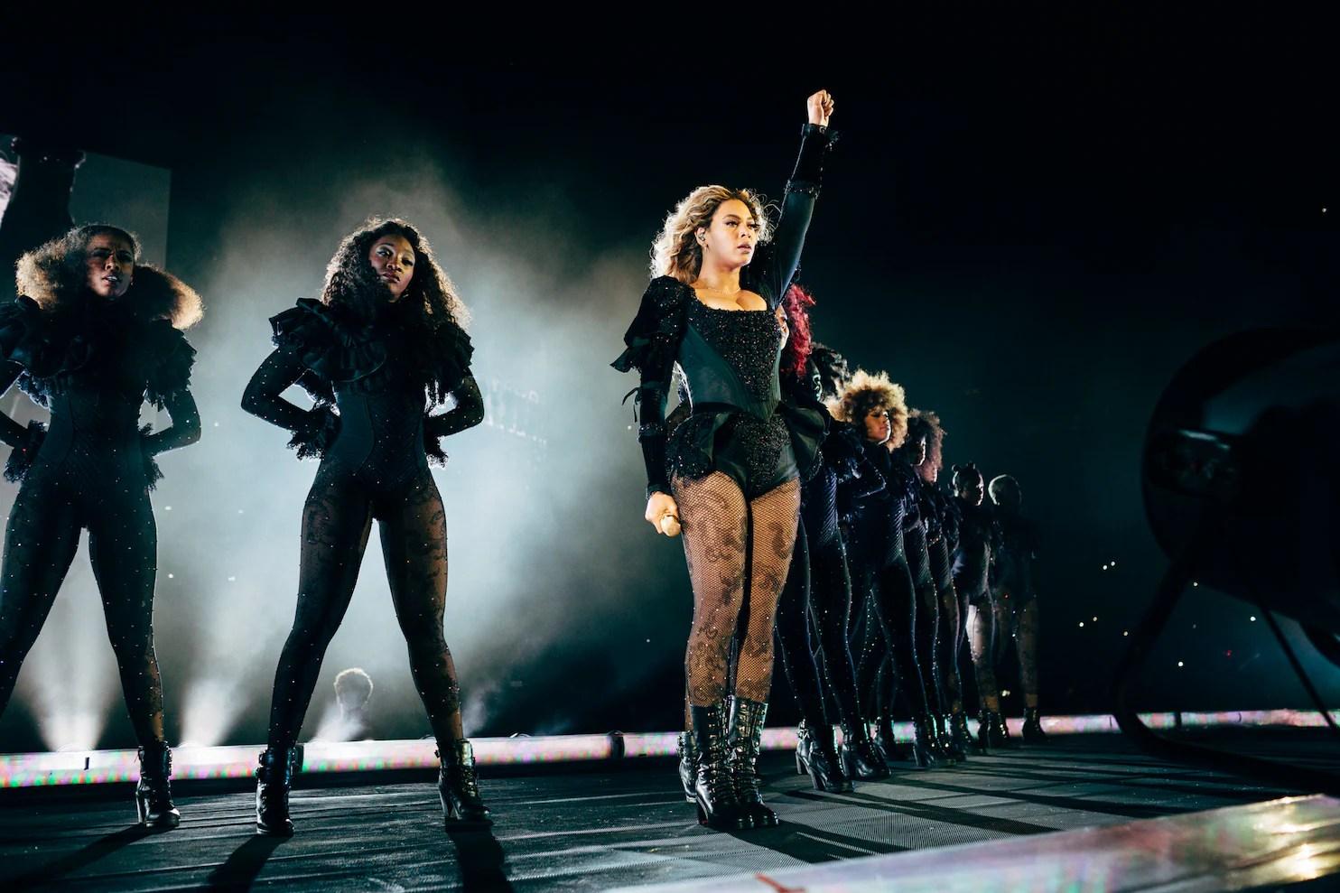 Single Hd Wallpaper Beyonc 233 S Formation World Tour Empowerment You Can Dance