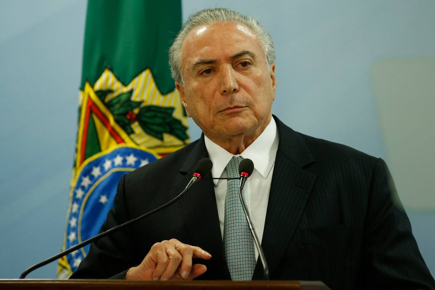 New scandal erupts that threatens to force out Brazilian President Temer - The Washington Post
