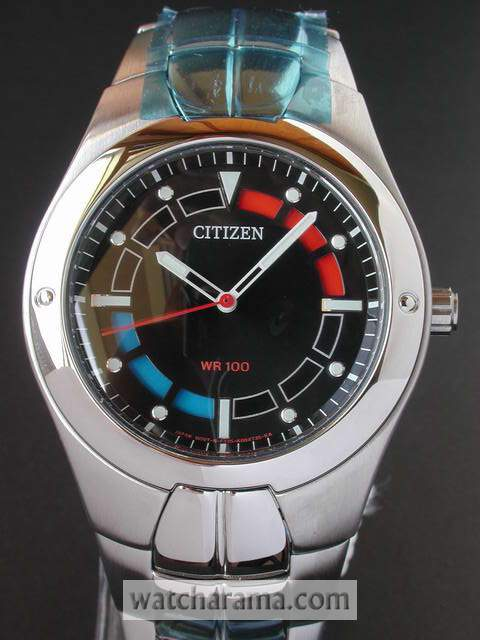 Citizen Quartz 1/5 second