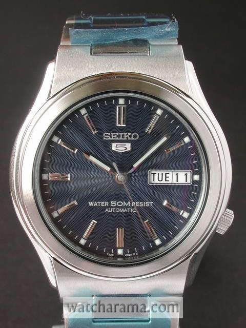 Seiko 5 Blue Serpent