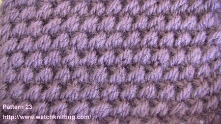 Loop Yarn Patterns