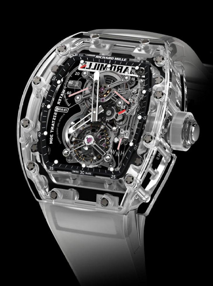 Richad Mille's RM 56-01