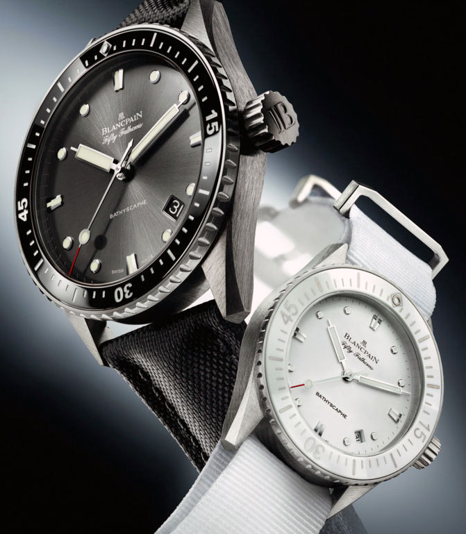 Blancpain-Bathyscaphe-Duo-Fifty-Fathoms