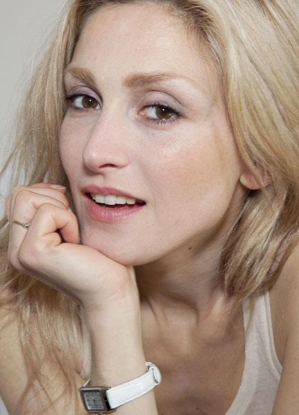 Julie Gayet et Jaeger-LeCoultre : véritable histoire d'amour