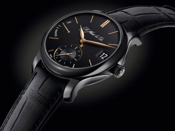 BaselWorld2014 Montre Perpetual Calendar Black Edition