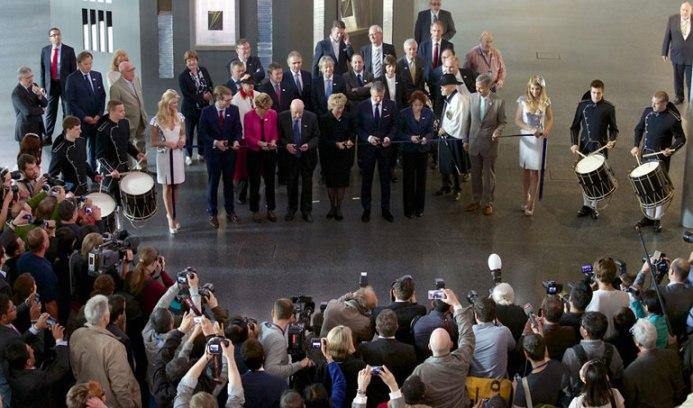 Baselworld 2013 cérémonie d'ouverture