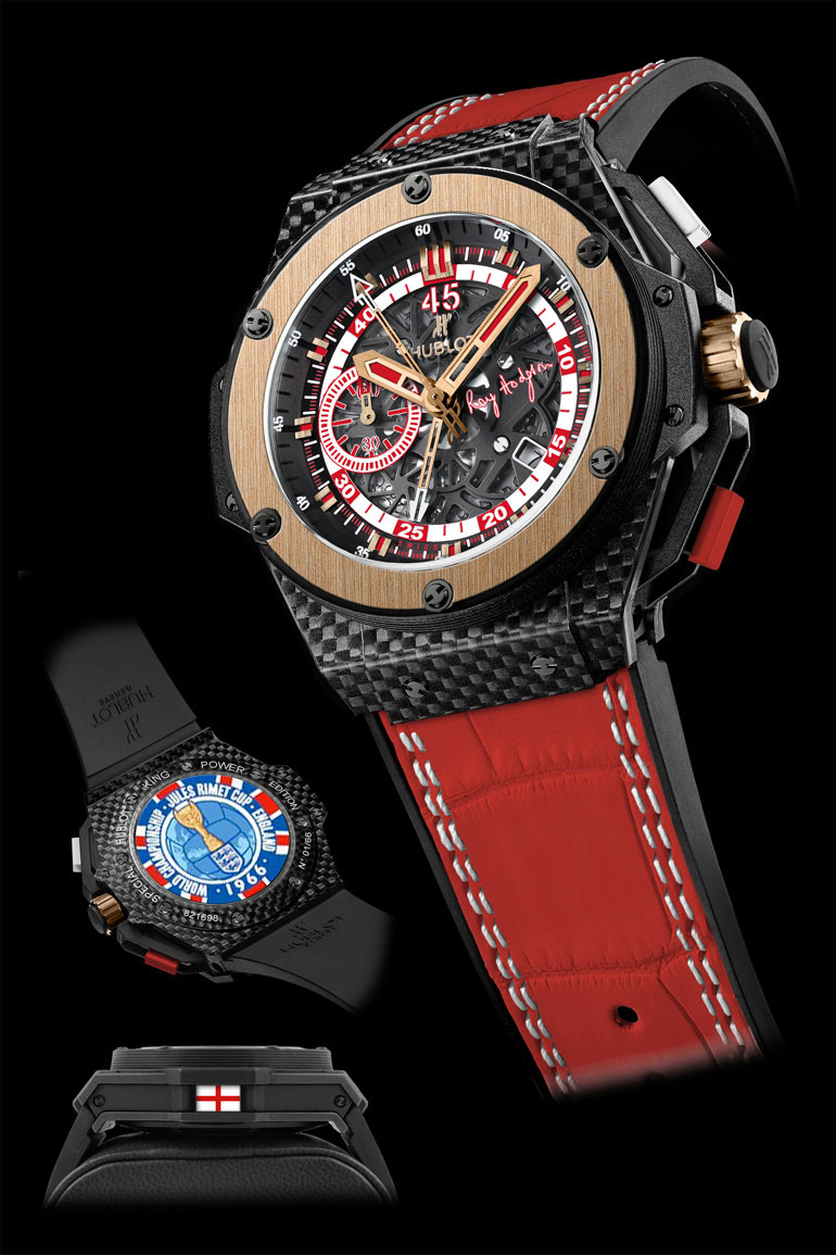 La King Power 66 Hodgson d'Hublot