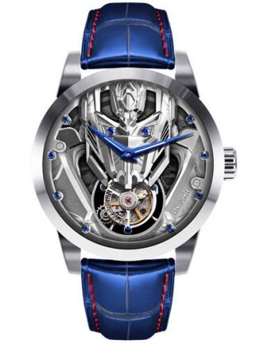 La montre Optimus Prime par Memorigin