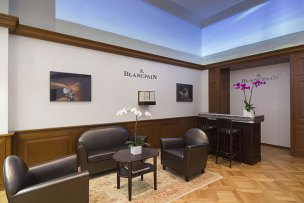 Blancpain boutique new york accueil