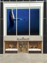 Blancpain boutique new york extérieur
