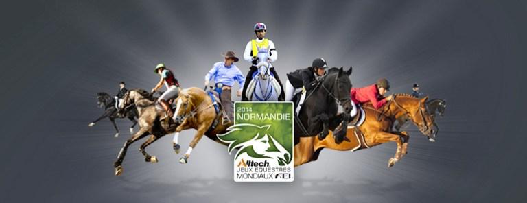 Rolex partenaire des jeux equestres mondiaux logo officeil des jeux