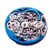 Armin Strom Skeleton Pure Water Mouvement