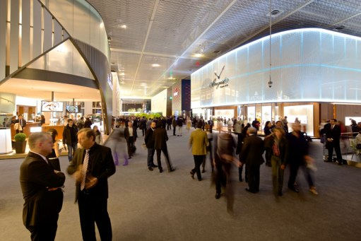 Baselworld Hall 01 stand breguet