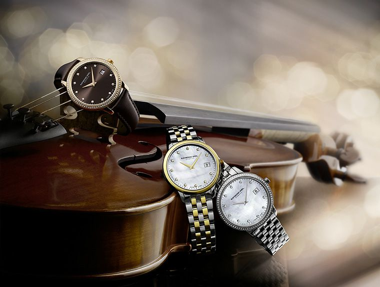 Raymond Weil montre Toccata Baselworld 2015 Ambiancea