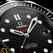 Omega Seamaster Diver 300M « Rio 2016 » Edition limitée