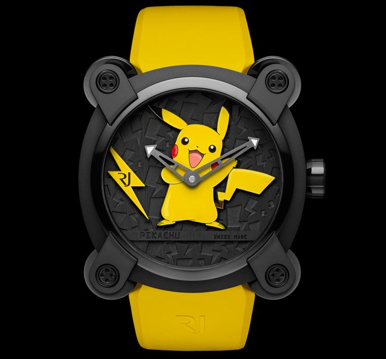 RJ X Pokémon vue front