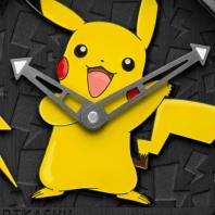 RJ X Pokémon Pikachu émail