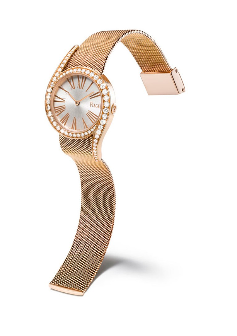 GPHG 2016 Piaget Limelight Gala Bracelet Milanais