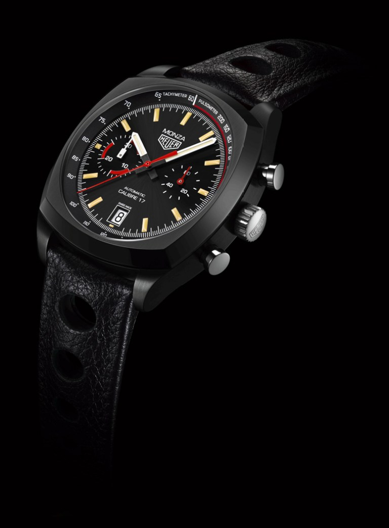 GPHG 2016 TAG Heuer, Heuer Monza Chronographe