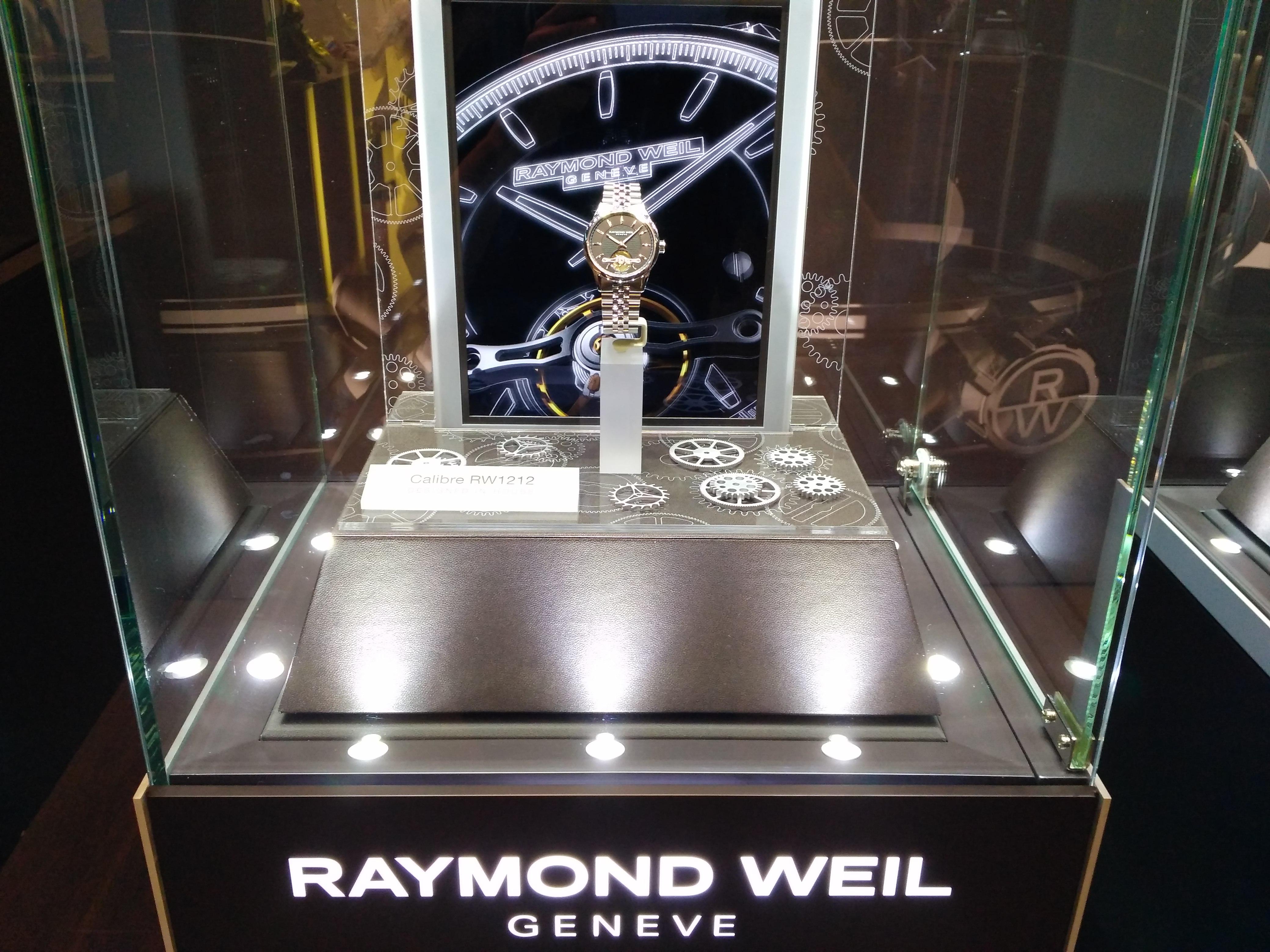 Raymond Weil RW1212 Freelancer
