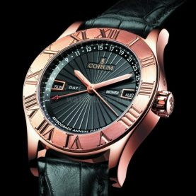 Corum montre vue top petit